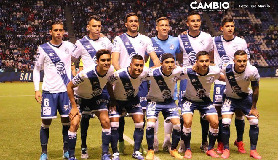 Liga MX exige prueba de COVID-19 a 31 jugadores del Club Puebla