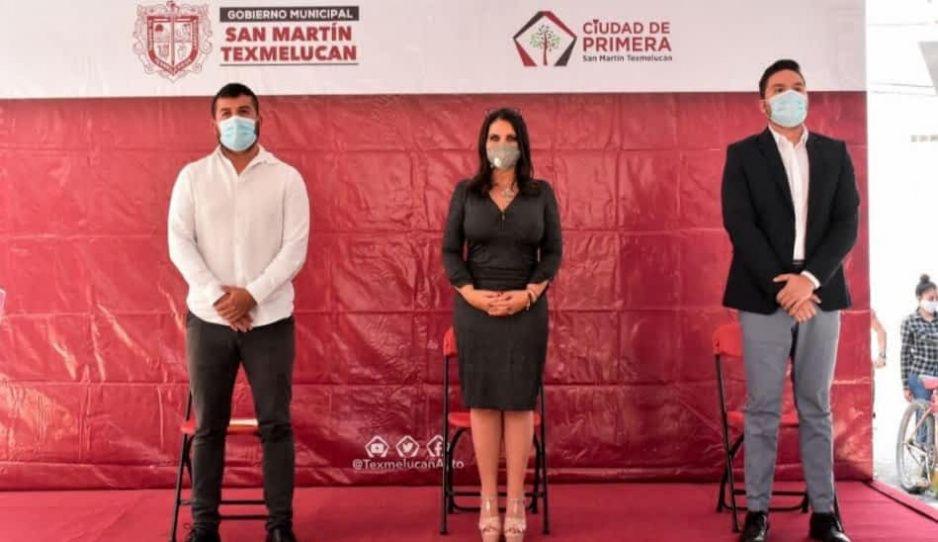 Norma Layón inaugura el Centro Integrador de Desarrollo