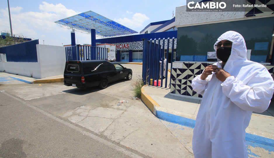 Puebla, el municipio con más casos  y defunciones del país por COVID