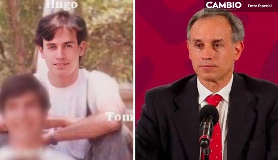 Dejó el rock por la medicina; Hugo López-Gatell pudo ser integrante de La Gusana Ciega