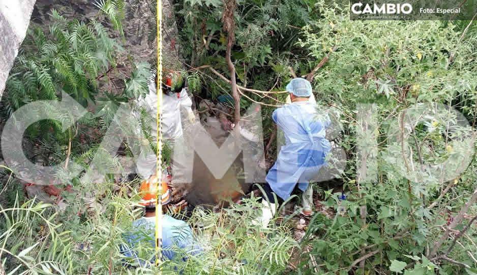 Se calienta el Triángulo Rojo: hallan cuerpo en estado de putrefacción en Huixcolotla