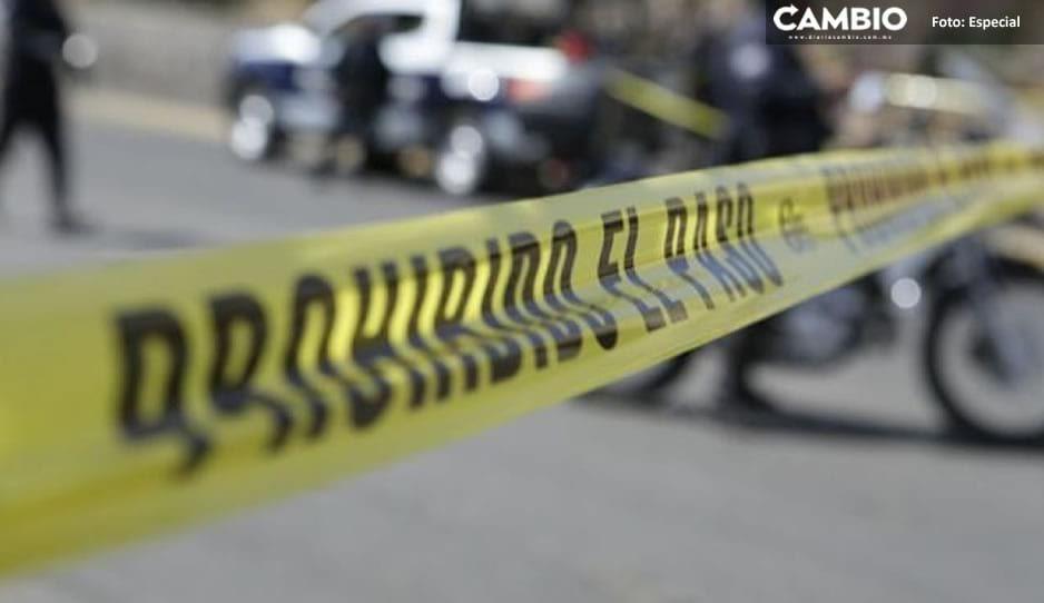 Muere hombre del escuadrón de la muerte por broncoaspiración en Atlixco