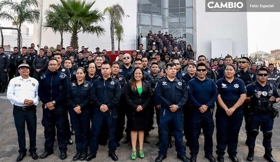 Ayuntamiento de Cuautlancingo extiende convocatoria para ser Policía Municipal
