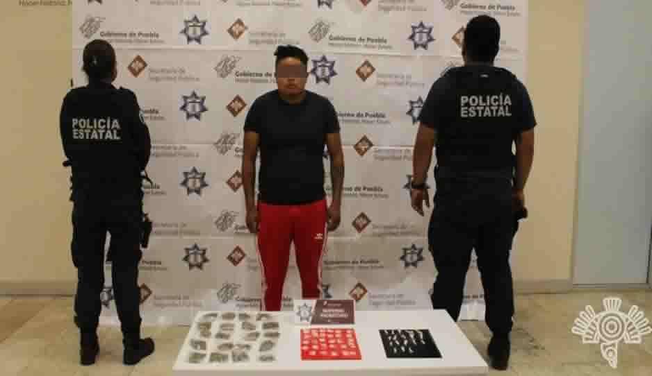 Detienen a narcomenudista de El Croquis en colonia Cuauhtémoc
