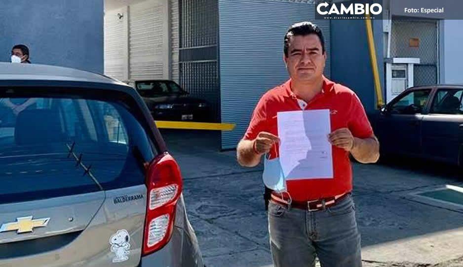 Celebran los priistas: al fin se va Carlos Barragán; amenaza con buscar una candidatura independiente