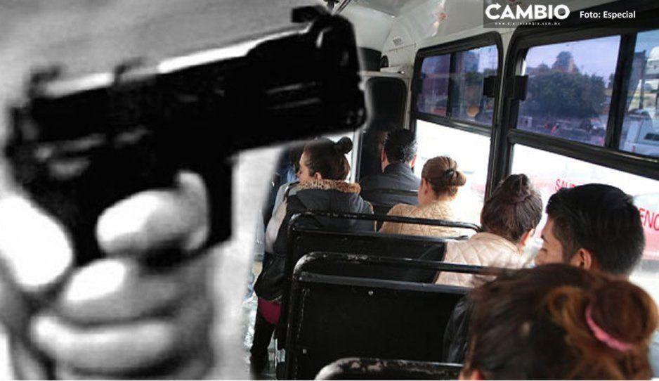 Ratas asaltan a pasajeros de transporte público en San José