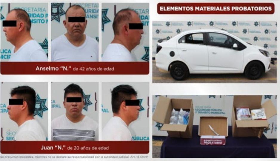 Defraudadores aprovechan el coronavirus para robar sanitizantes, cubrebocas y guantes