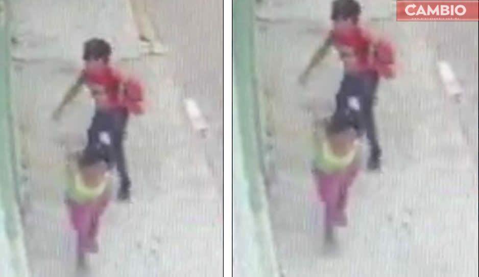 Policías localizan a menores desaparecidos tocando timbres en Texmelucan