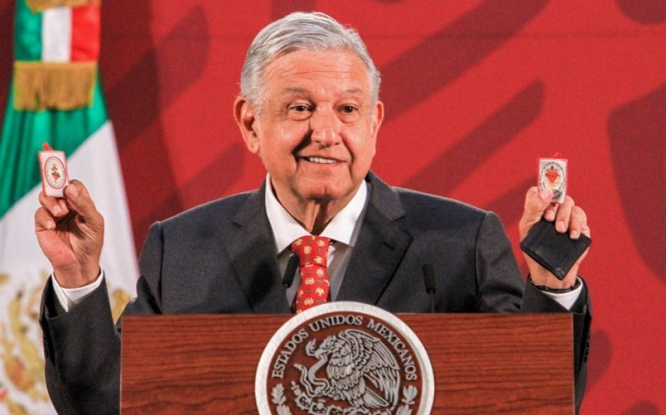 Todavía el 50 por ciento de los mexicanos cree en AMLO: encuesta GEA-ISA