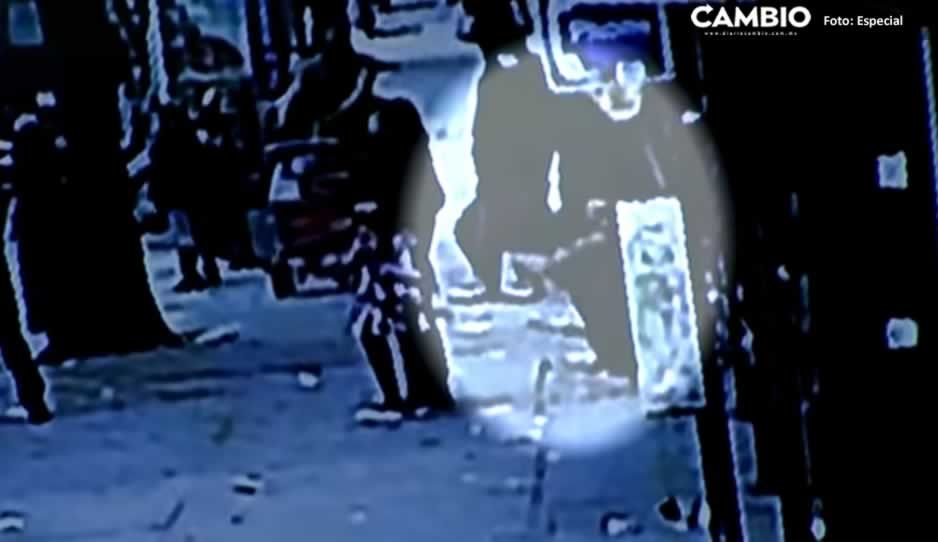 ¡Qué aterrador! Hombre cae a un agujero y termina rodeado de ratas gigantes (VIDEO)