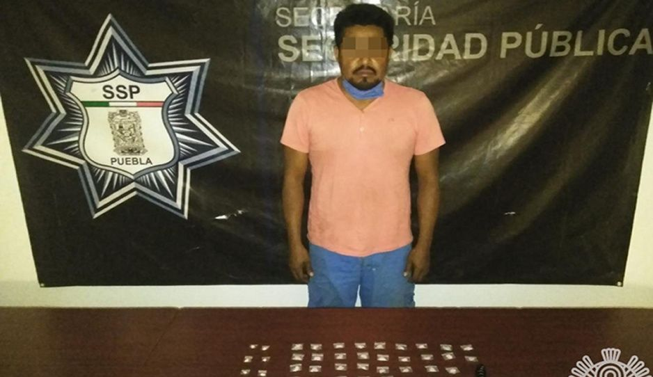 Cae narcomenudista de El Sabino en Venustiano Carranza