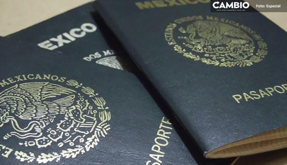 Secretaría de Relaciones Exteriores anuncia que la emisión de pasaportes se suspende por Covid-19
