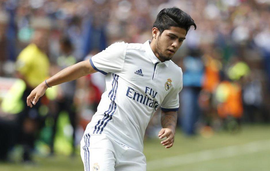 Del Real Madrid al América: Sergio Díaz nuevo refuerzo águila