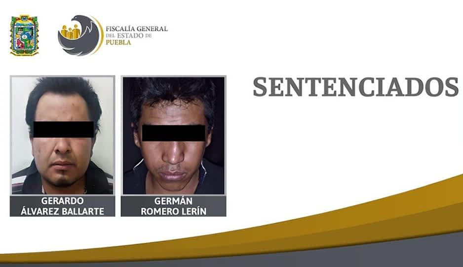 Dan 60 años de cárcel a Gerardo y Germán por secuestro de estudiante en Totimehuacán