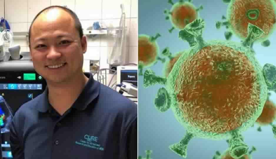 Doctor con coronavirus comparte actualizaciones diarias sobre sus síntomas en Twitter