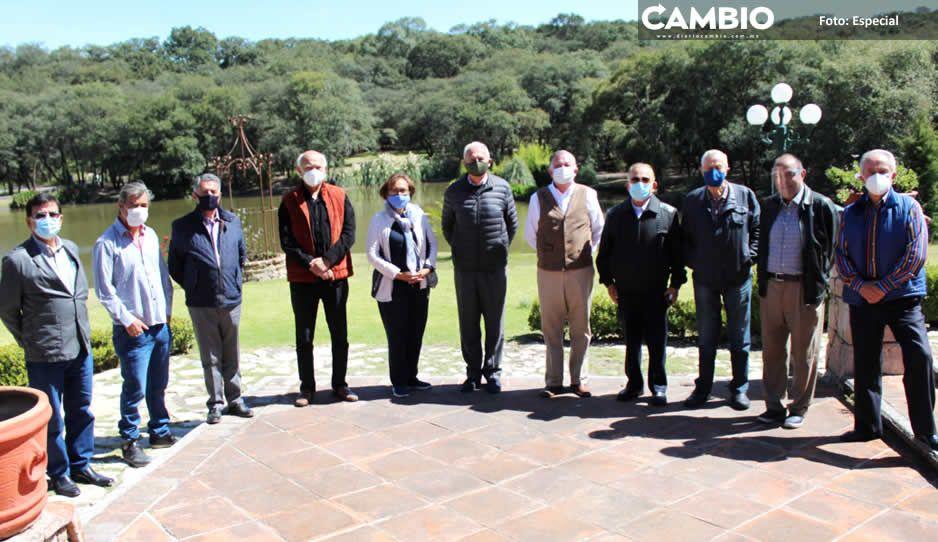 Conforman la Fundación Ecológica Haras  Flor del Bosque para preservar la zona (FOTOS)