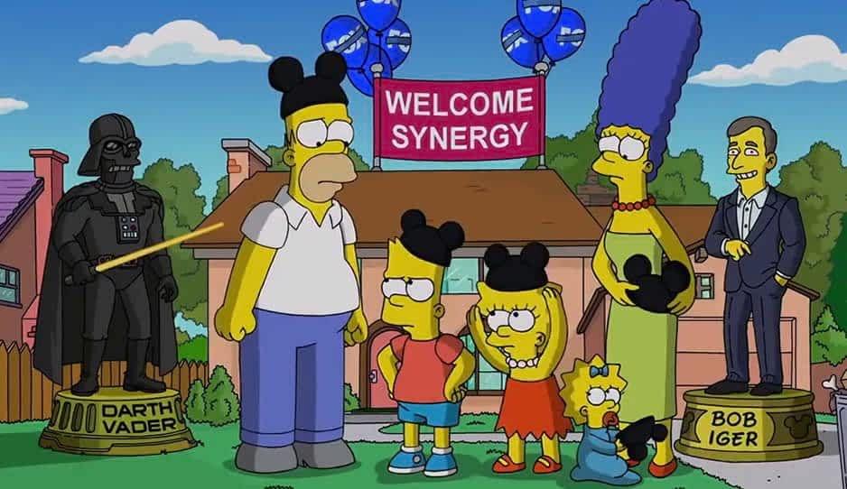 Los Simpson, Stars Wars y otros clásicos que estarán en Disney+