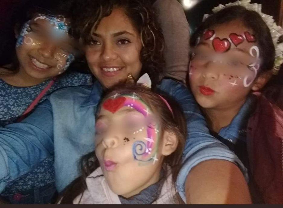 Susana dejó tres niñitas, ahora sus abuelos no tienen para mantenerlas