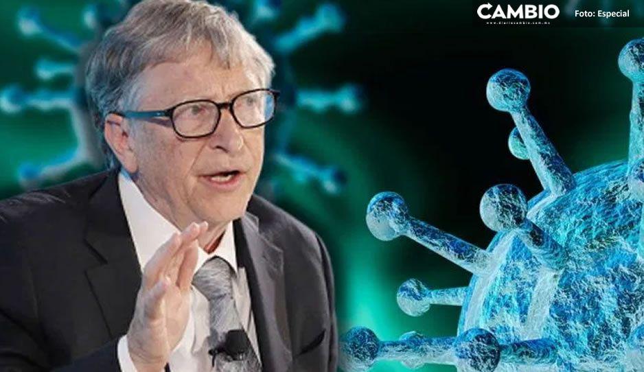 Bill Gates cree que la primera vacuna contra Covid será desarrollada por Pfizer