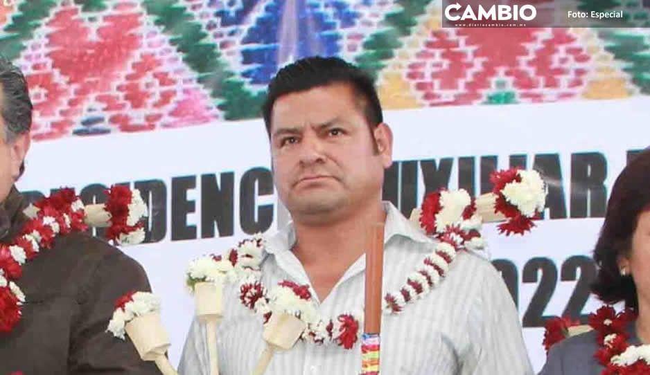Hallan muerto a ex edil auxiliar de  Huauchinango dentro de un pozo