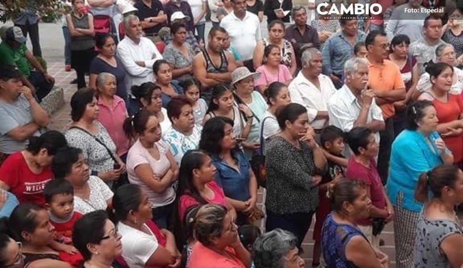 Alerta en Juan Galindo: llevan meses sin  agua en plena pandemia por COVID-19