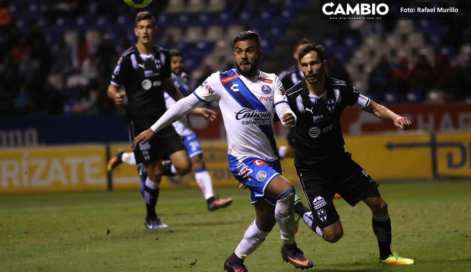 Club Puebla sueña con el pasado: ha vencido a Monterrey 2 veces en Liguilla (VIDEOS)