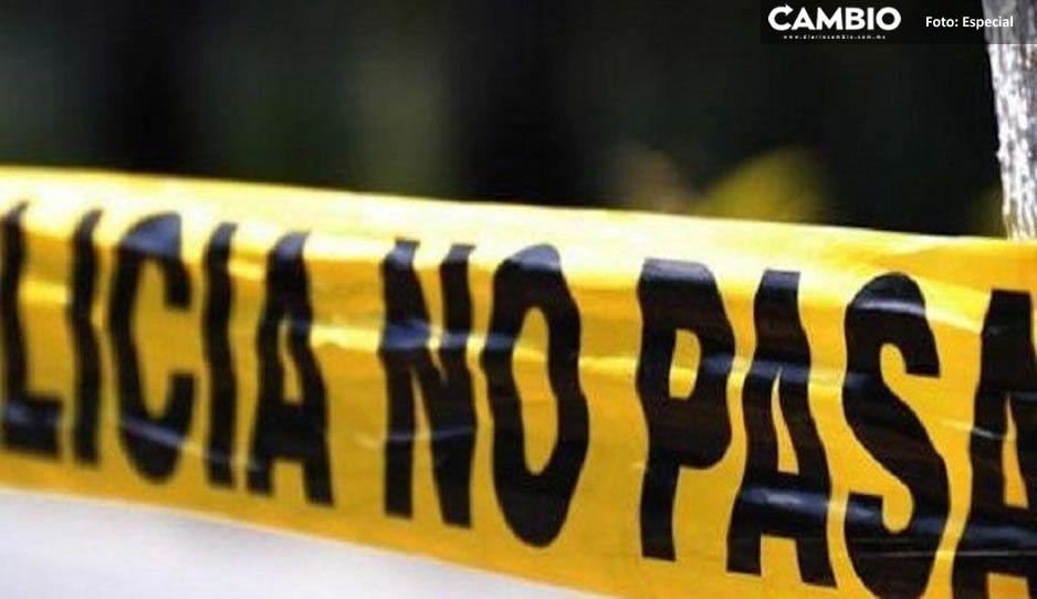 Asesinan a balazos a hombre en Chiautla de Tapia