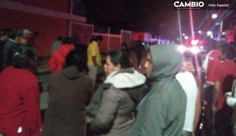 Feminicidio 56: ejecutan a Irene en Coronango de dos balazos en el cuello