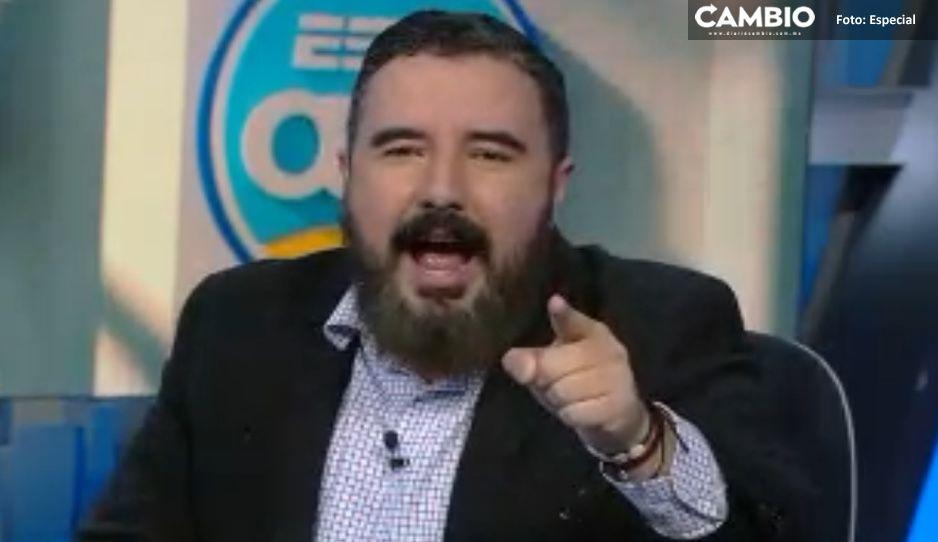 Tunden en redes a Álvaro Morales por su periodismo ácido, lo quieren fuera de ESPN