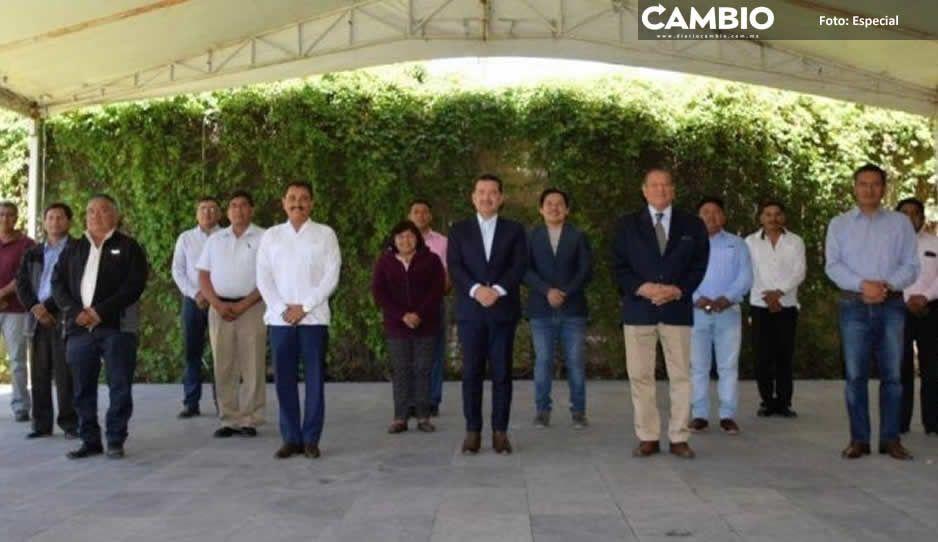 Apoya gobierno de San Pedro Cholula a grupos  vulnerables de juntas auxiliares ante COVID-19
