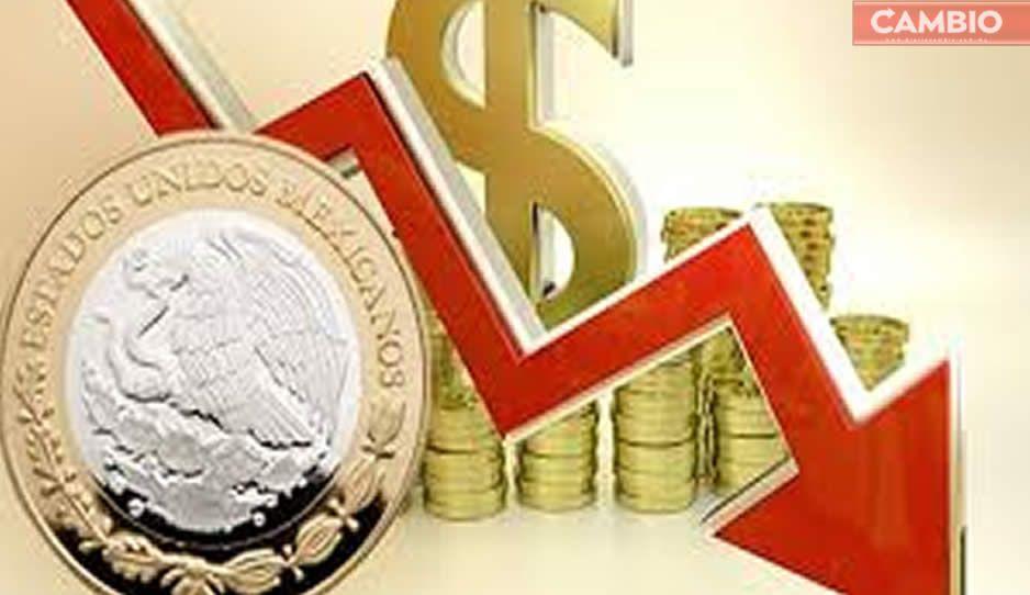 Moody's prevé recesión de 3.7% para México este 2020