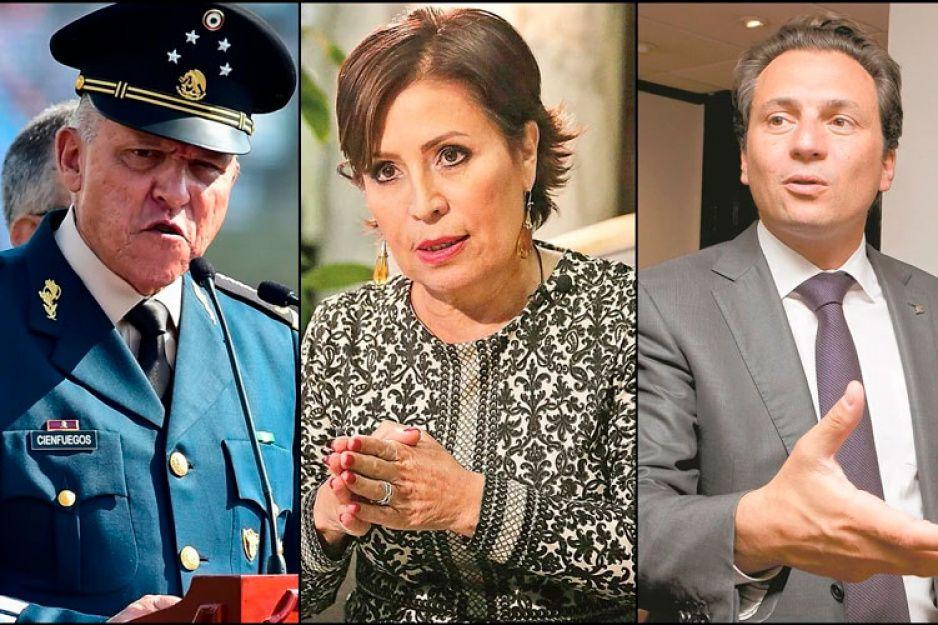 La cacería sigue: tres altos funcionarios de Peña Nieto que fueron detenidos