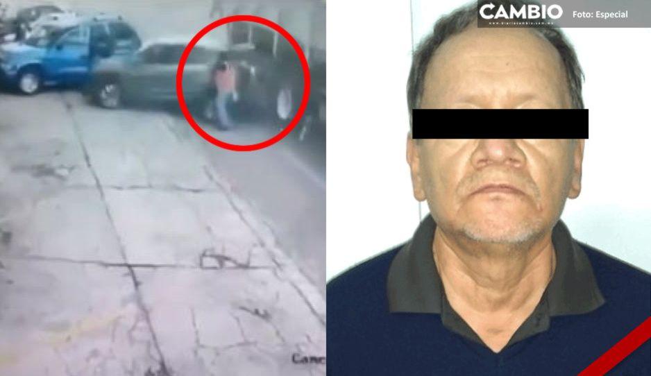 Queda en libertad el conductor del vehículo que prensó al mariachi contra un trailer en Tlaxcala