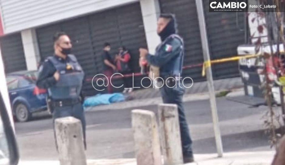Segundo cardiacazo del día en Puebla: ahora muere peatón tras un paro en La Paz