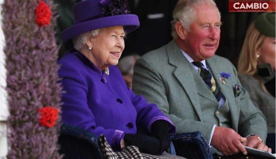 ¡Alarma en Buckingham! Príncipe Carlos de Inglaterra da positivo en Covid-19