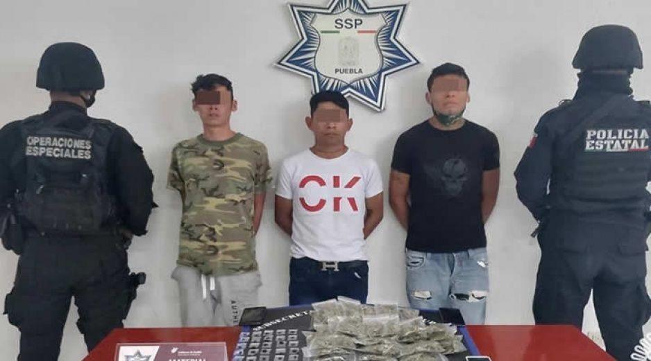 """Detienen a tres integrantes de la banda """"Los Chulos del Alto"""""""