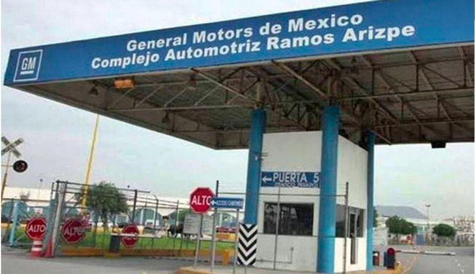 ¡El gigante automotriz regresa! General Motors reabrirá el viernes en Coahuila y Guanajuato