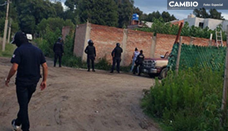 Cateo en la colonia Cerro del Marqués provoca pánico entre vecinos