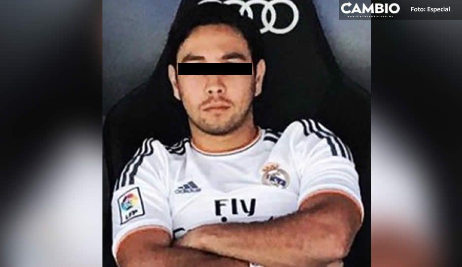 Confirma Barbosa detención de Ricardo Forcelledo por golpear a mujeres