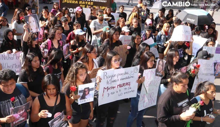 Convocan a marcha pacífica en Huauchinango tras desaparición de Paulina Reyes Gayosso