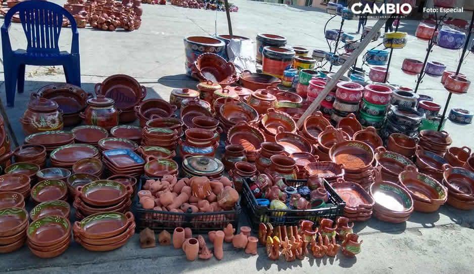 Reanudarán actividades en el mercado artesanal de Cohuecan