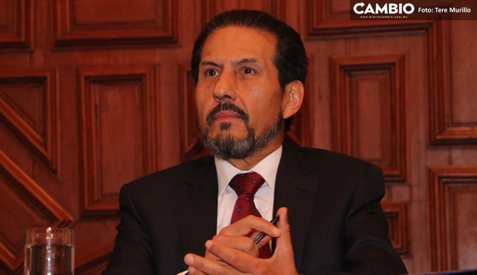 Esparza promete terminar su gestión al frente de la BUAP, pese a investigaciones en su contra