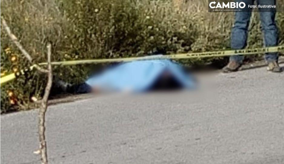 Terrible tiroteo deja un muerto en Acatlán de Osorio