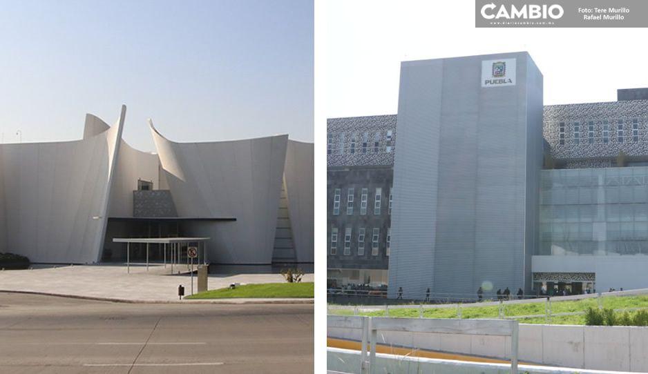 El Museo Barroco no le sirve a Puebla y les devuelvo el CIS, solo dejaron  una