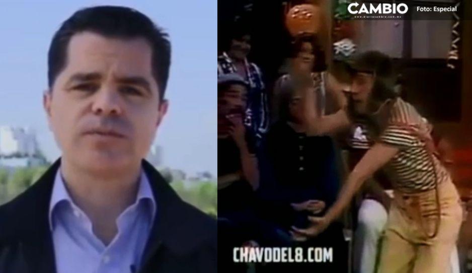 Vuelve el perro arrepentido: así las burlas por el regreso de Marcelo al PAN (VIDEO)