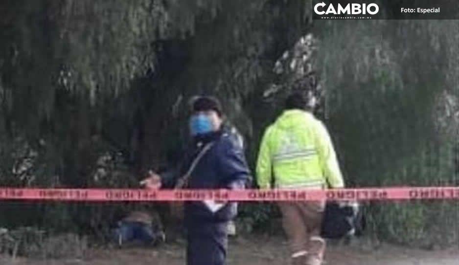 Feminicidio 66: la muelen a golpes en un  camino de terracería de Palmar de Bravo