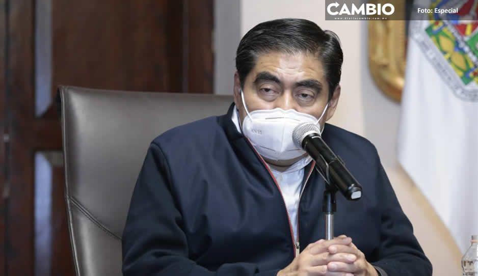 Yo podría dar a conocer un acto de  corrupción diaria: Barbosa Huerta (VIDEO)