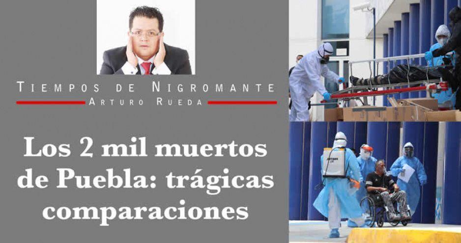 Los 2 mil muertos de Puebla: trágicas comparaciones