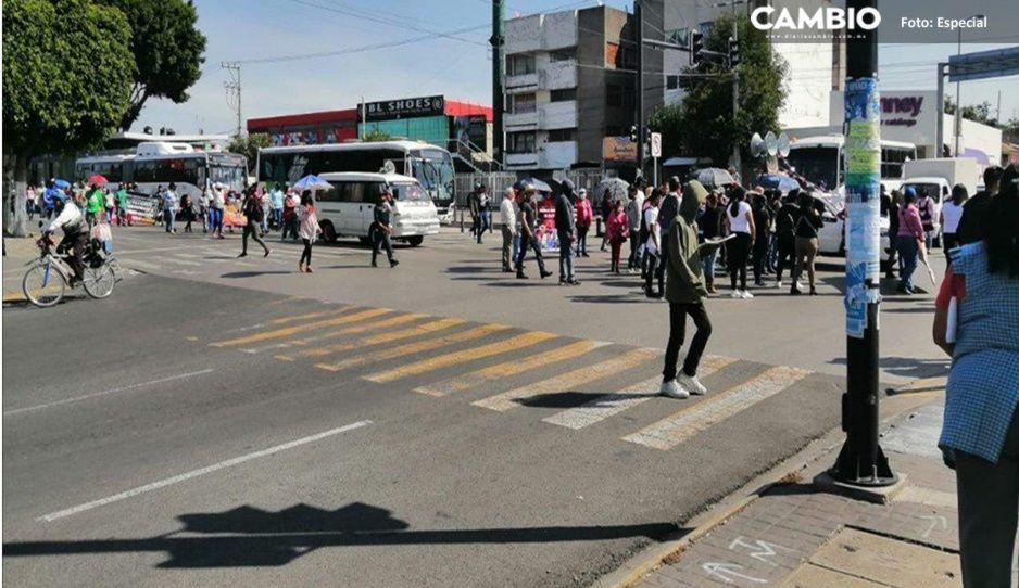 Los de la 28 de octubre se creen inmortales: marchan en el aniversario de Meztli