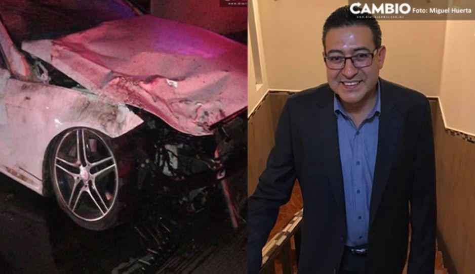 Investigan a abogado que se vendió al briago del Mercedes por falsificación de documentos